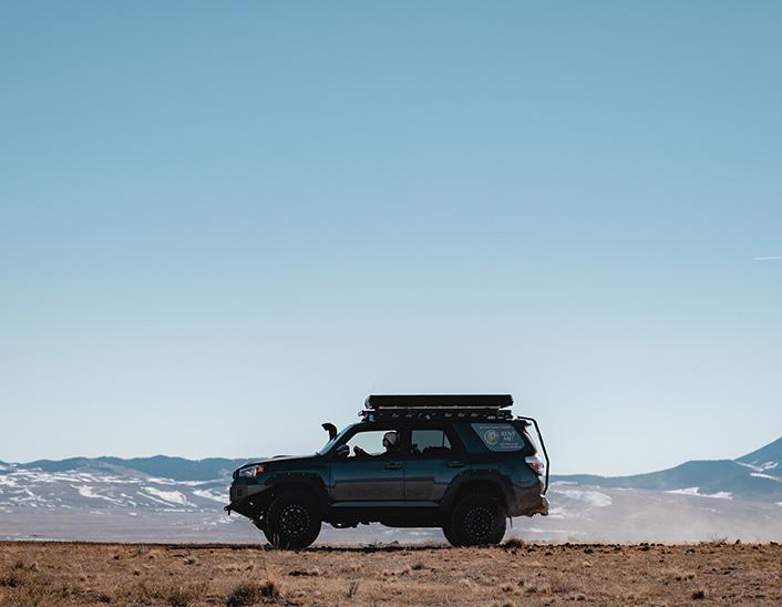 Toyota 4Runner – No Tent