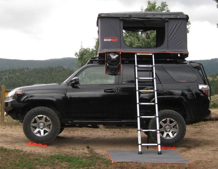 Toyota 4Runner Roofnest RTT