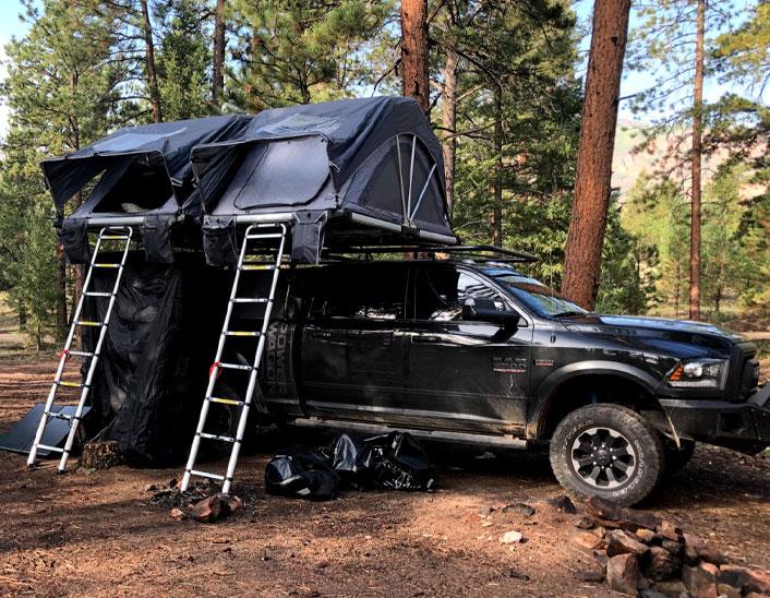 Dodge Power Wagon, 1-2 RTT's