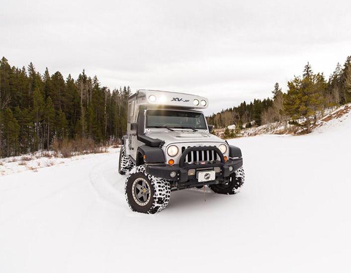 Jeep Earthroamer XV-JP
